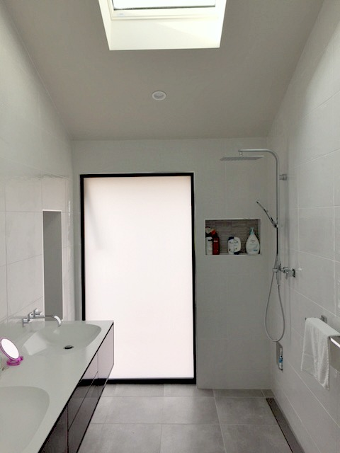 renovated bathroom hunter valley