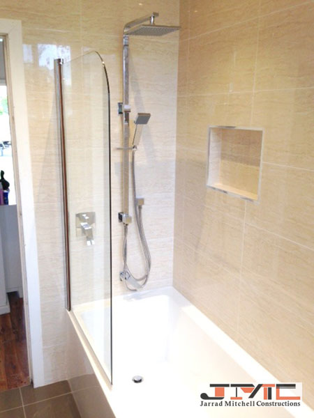 For Example You Can Usually Do Away With Shower Curtains And Install A Rimless Clear Screen Modern Look