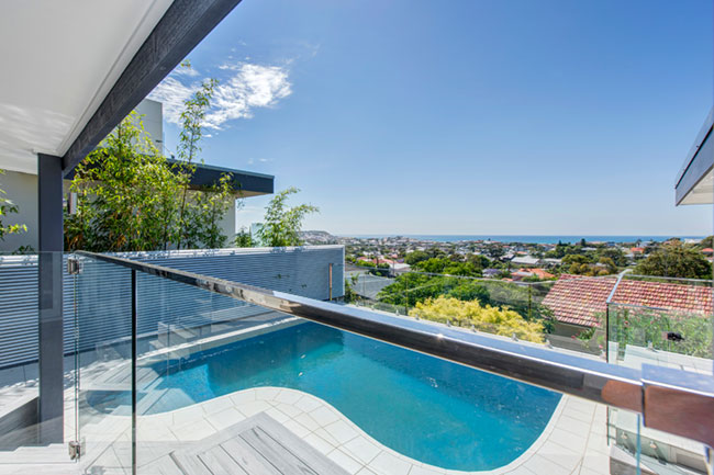 Building on a sloping block 4 things to consider build for Pool design newcastle