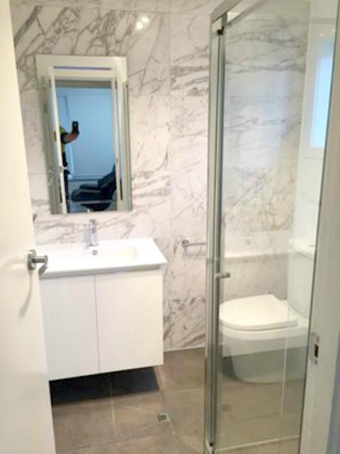 Bathroom Renovation Newcastle jarrad mitchell constructions - custom design & home renovation